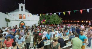 8 Food Festivals You Can't Miss In Greece