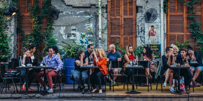food guide to the florentin district