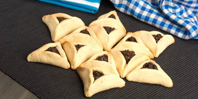 Food recipes purim 5 Traditional