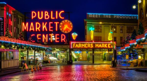 Best Food Halls in the US