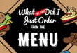 Food Names Literally Translated