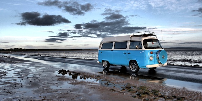 Summer Campervan Trip