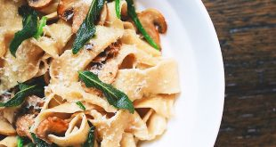 7 Organic Italian Pasta Dishes For Every Pasta Lover