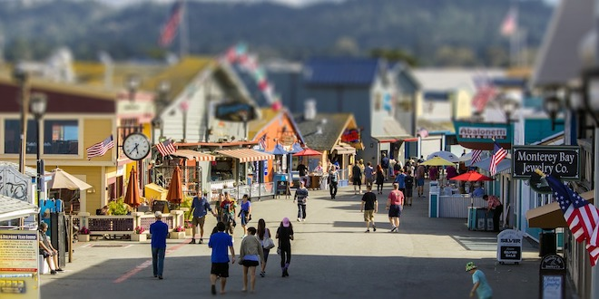 Restaurants To Eat In Monterey
