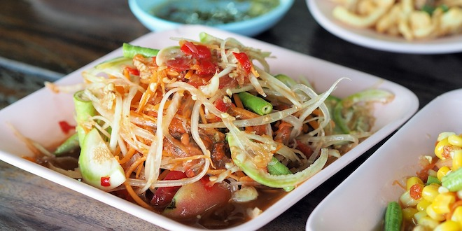 Take a Food Trip to Thailand