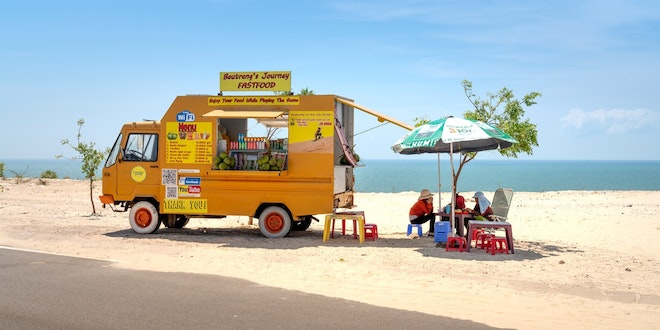 8 Ideas for New Food Trucks and Food Trailers Businesses