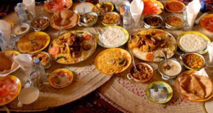 Top 10 Dishes in Saudi Arabia