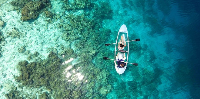5 Wedding trip ideas to visit in the Maldives